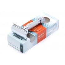 德國Merkur 34HD 短柄2件式雙面安全刮鬍刀 限時特價1650元 並加贈DERBY刀片1盒