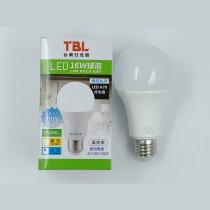 LED全周光16W球燈泡(3入) (可選白光/黃光)