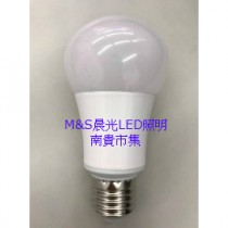 LED全周光10W球燈泡(白光/黃光)